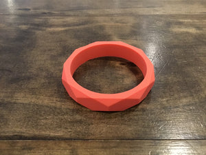Silicone Chewy Bangles