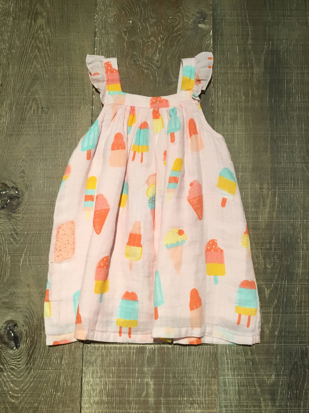 Cool Sweets Muslin Sundress