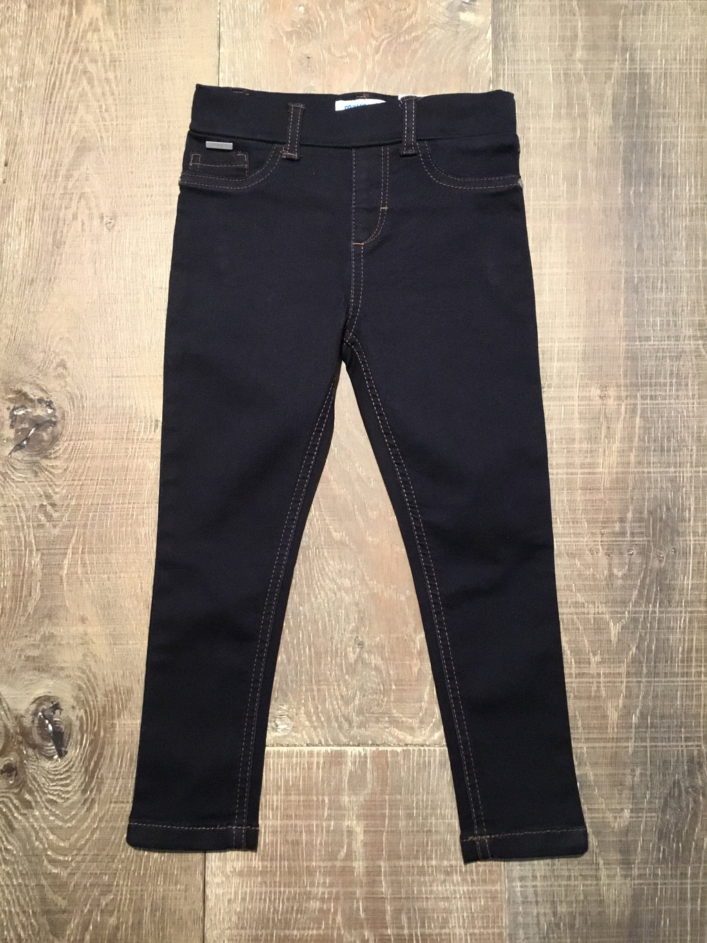 Super Skinny Dark Denim Pants