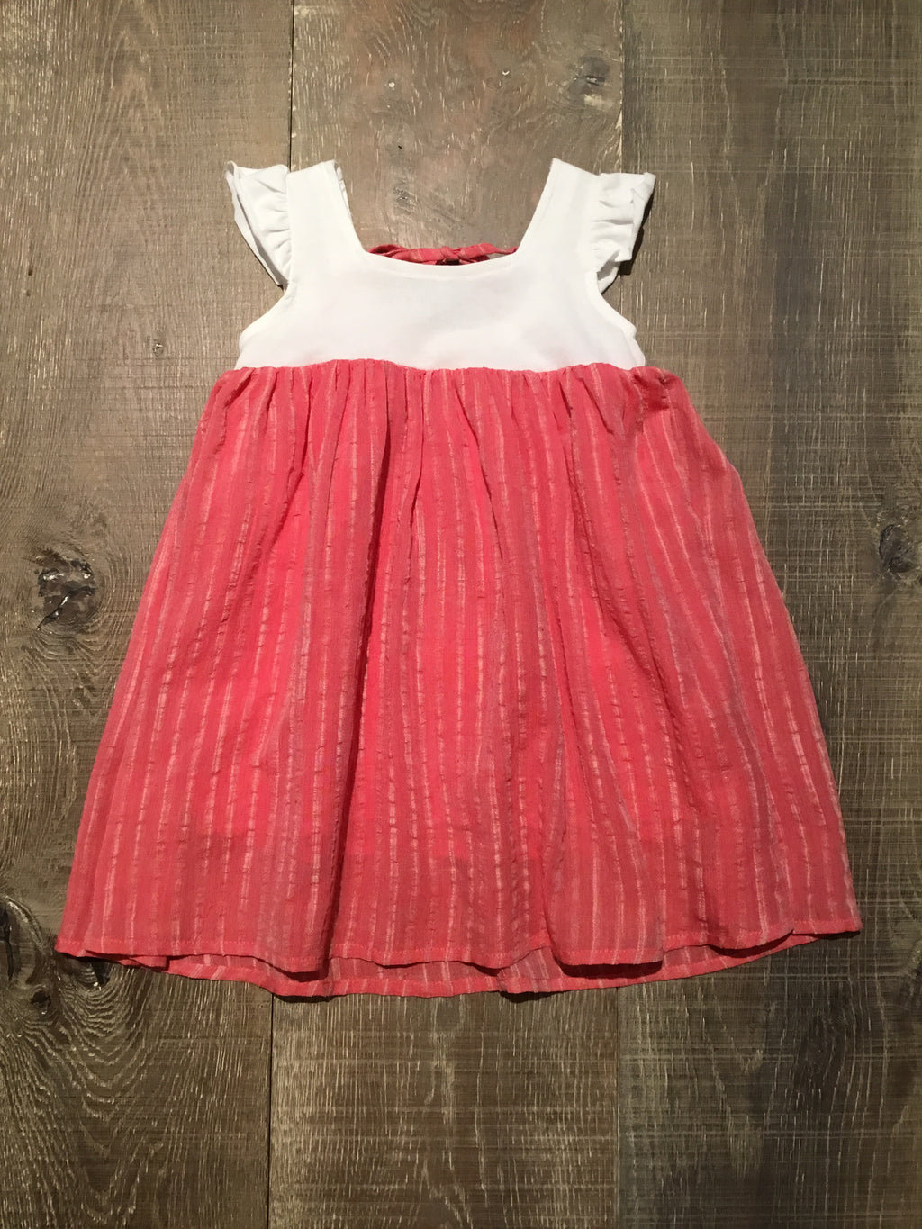 Olivia Dress in Cherry