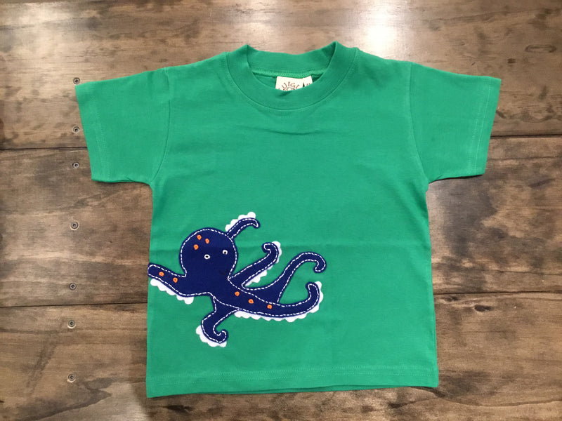 Octopus T-Shirt by Luigi Kids