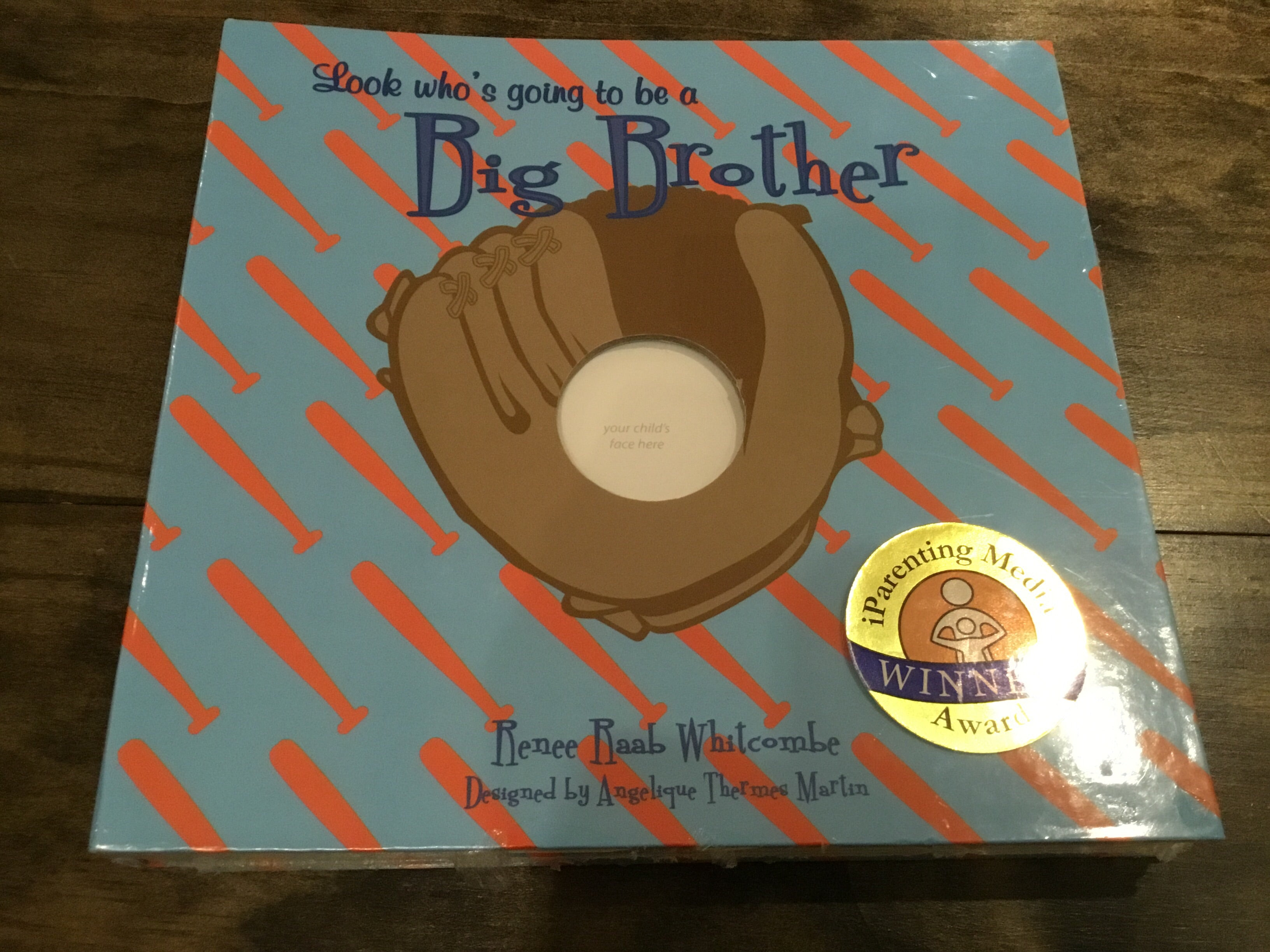Big Brother Keepsake Book