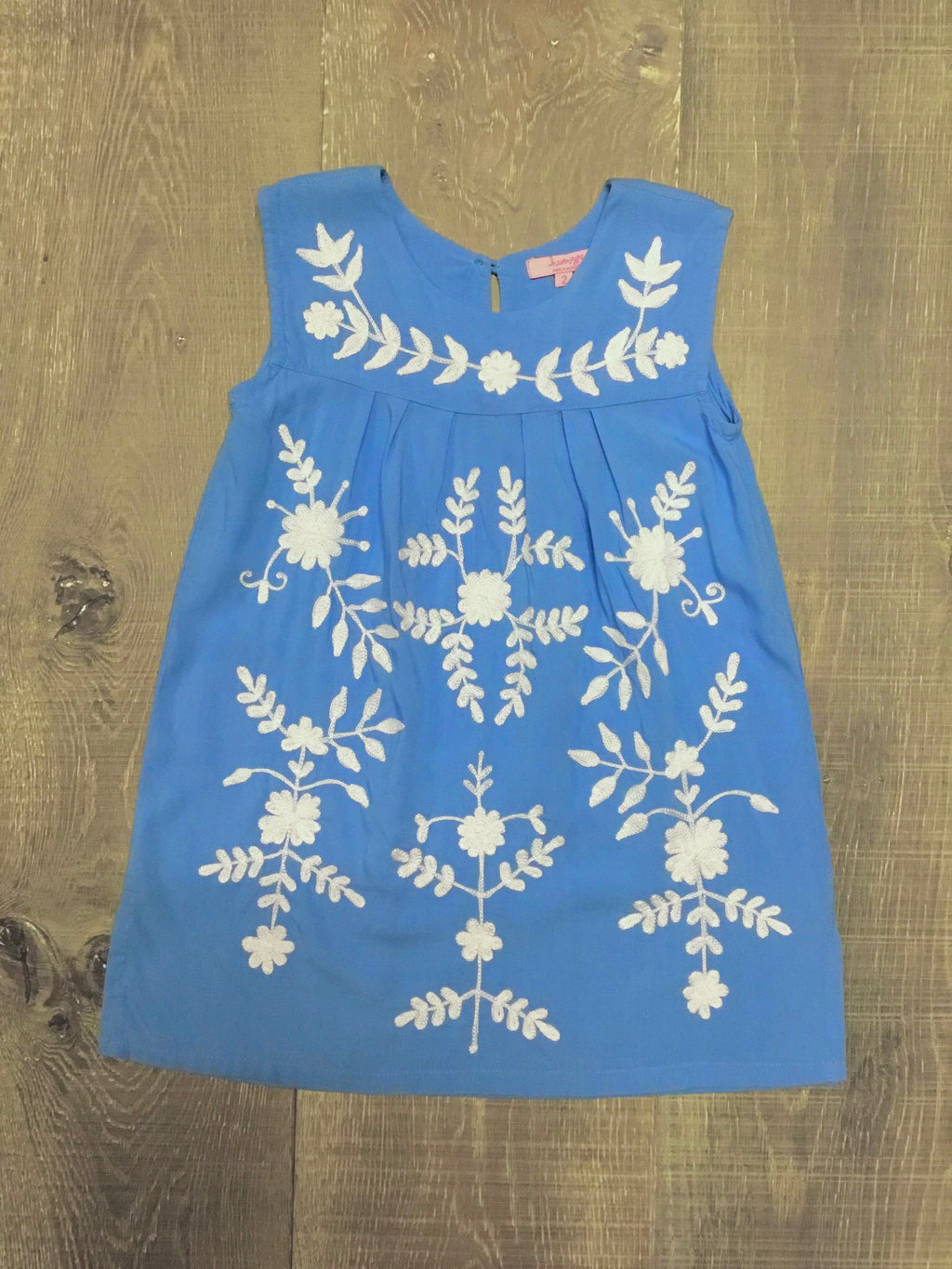 Sky Blue Layla Tank Dress