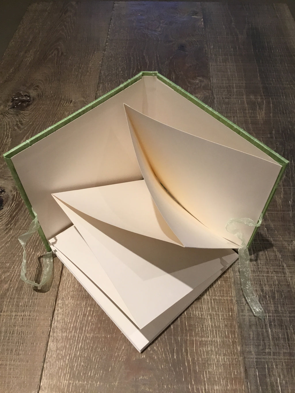 Easter Accordion-Style Memory Book
