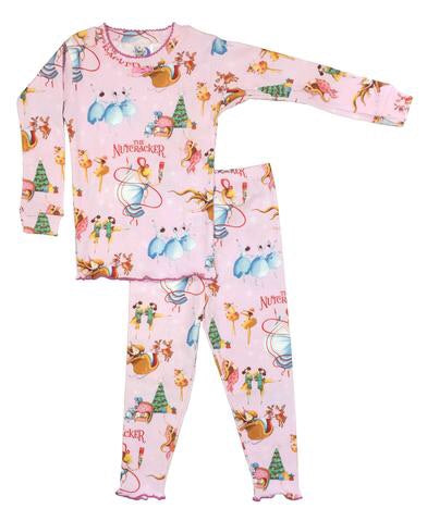 The Nutcracker Ruffle trim Pajamas