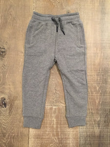 Cuffed Fleece Trousers