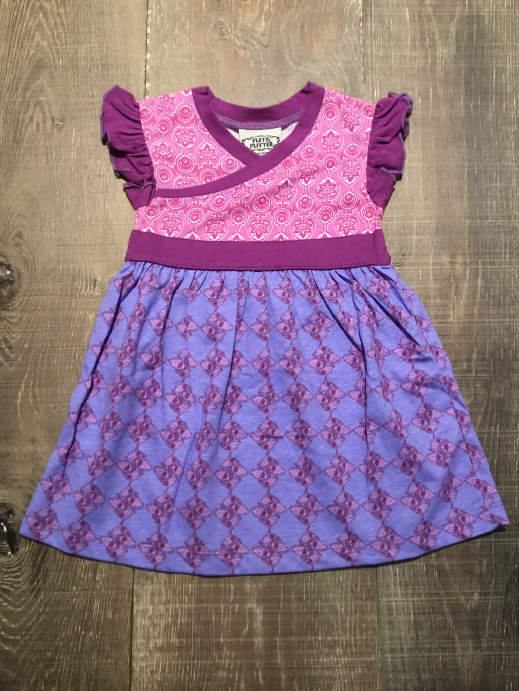 Ophelia Hopscotch Dress
