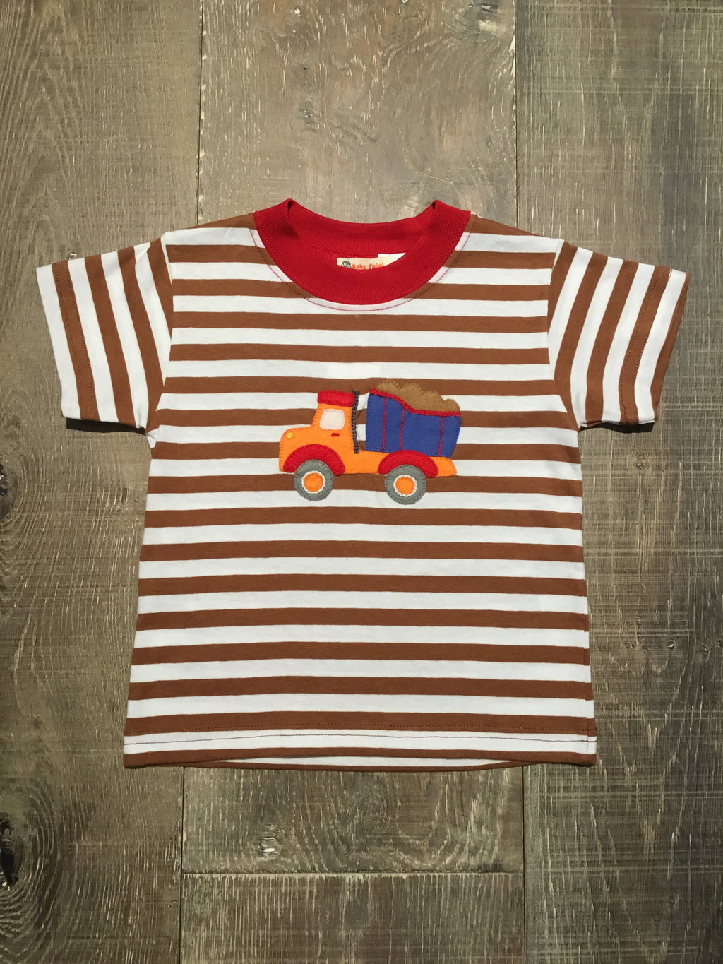 Dump Truck Short Sleeve Shirt