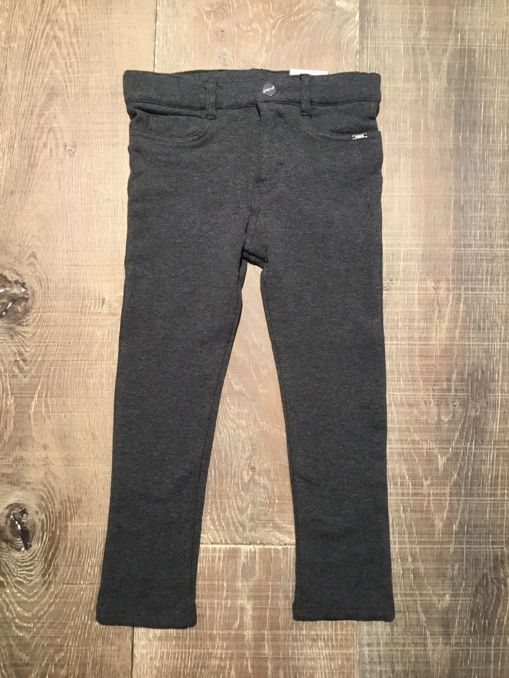 Grey Fleece Trousers