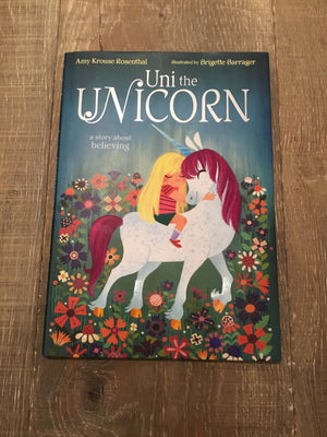 Uni the Unicorn Book
