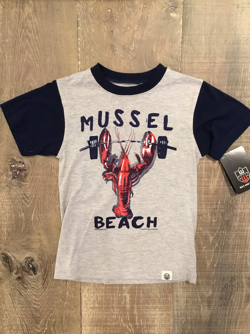 Mussel Beach Short Sleeve Shirt