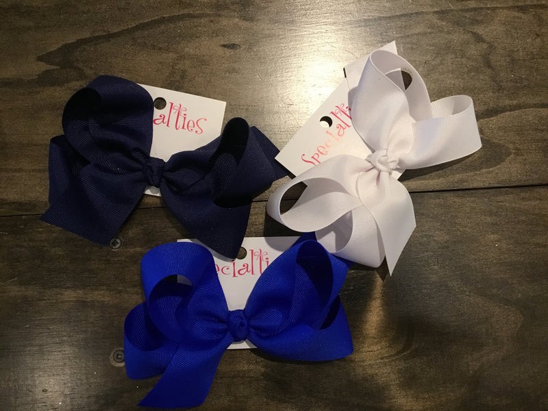 Large Basic Bows - Specialties by Vivian
