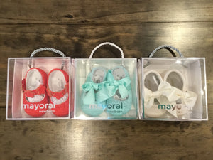 Newborn Mayoral Shoes