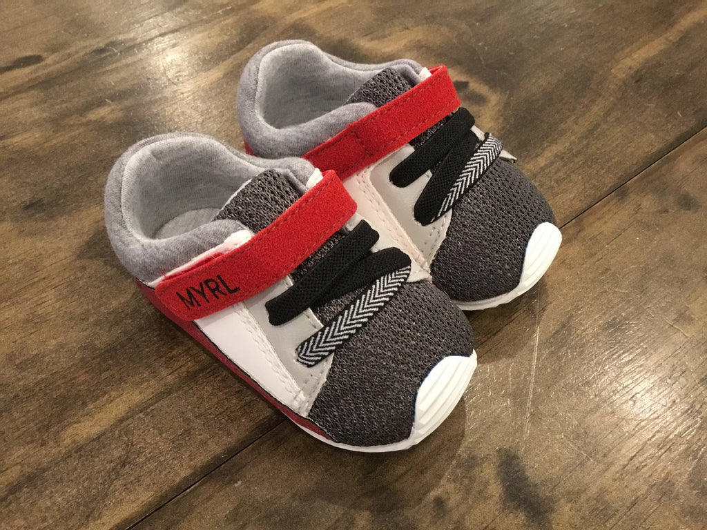 Baby Trainers Soft Sole Shoe