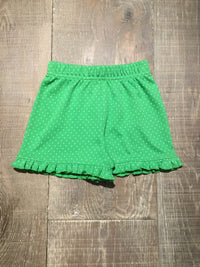 Watermelon Tee & Green Shorts Set