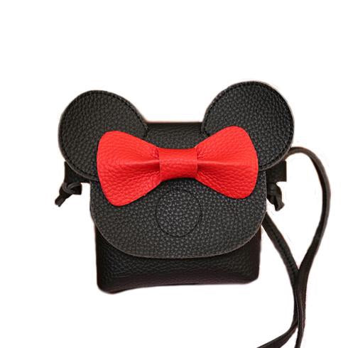Red Bow Mini Bag