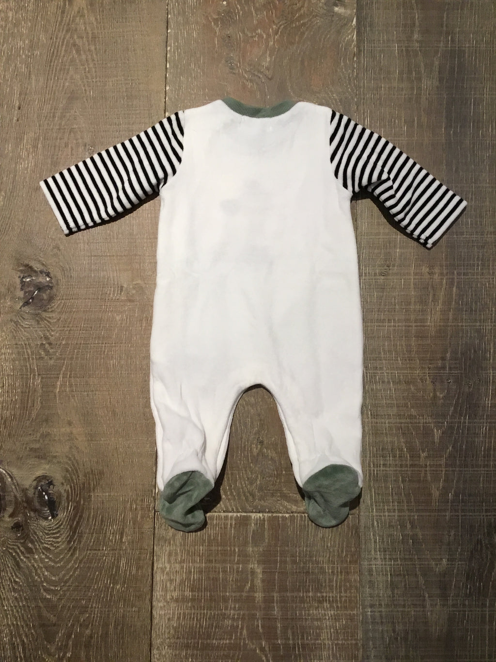 Ivory & Olive Puppy Pjs