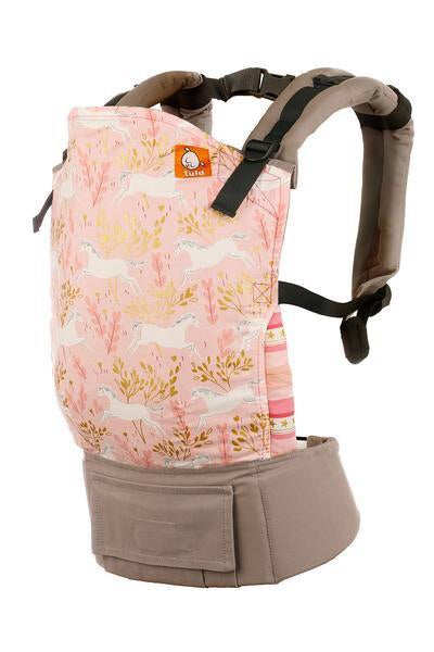 tula baby carrier unicorn pink