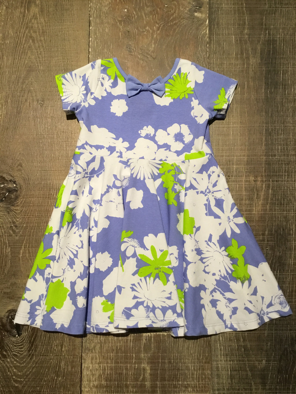 Peri Garden Angel Cake Dress