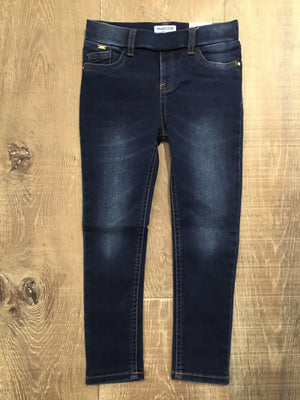 Super Skinny Blue Basic Denim Pants