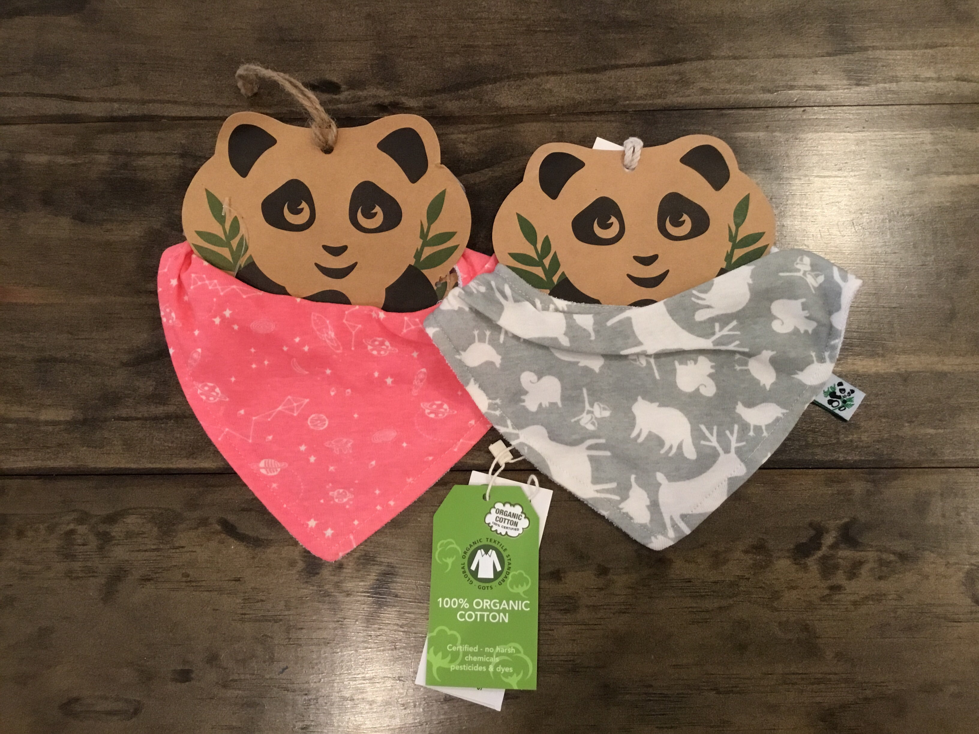 Bibs by Earth Baby Outfitters