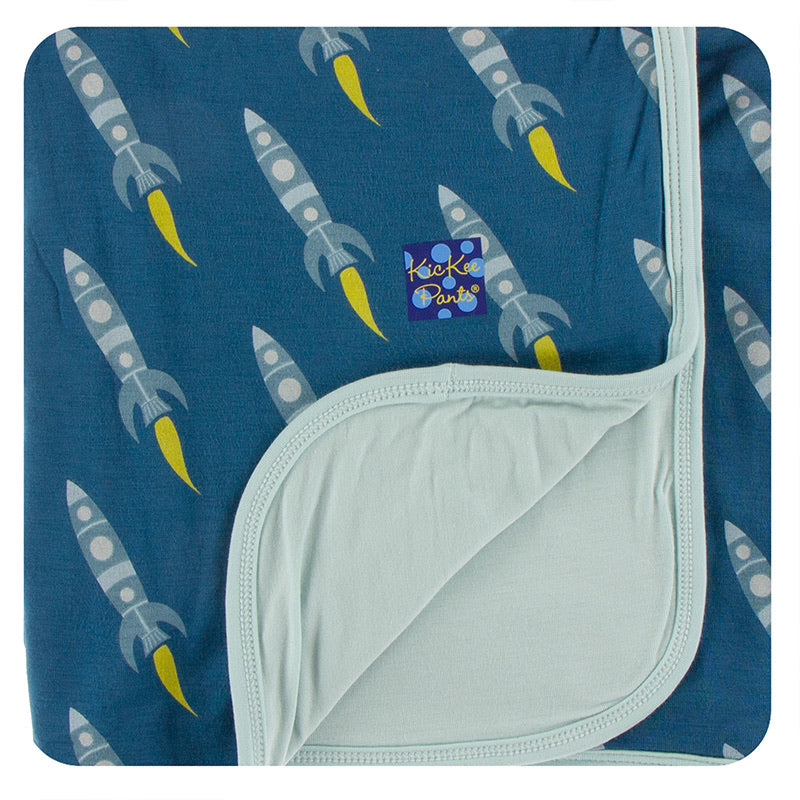 Twilight Rockets Stroller Blanket