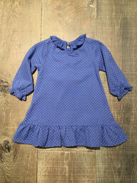 Hippo Ballerina Chambray Dress