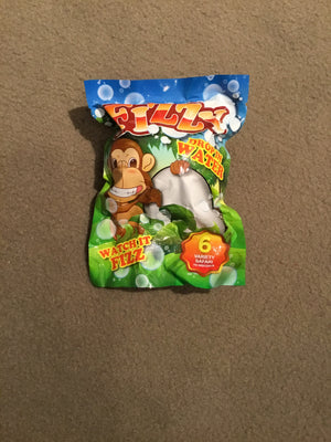 Safari Fizzy Eggs