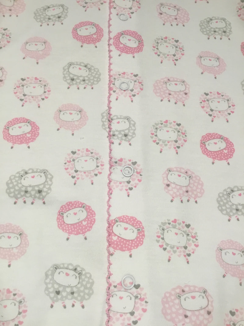Pink Shabby Sheep Convertible Gown