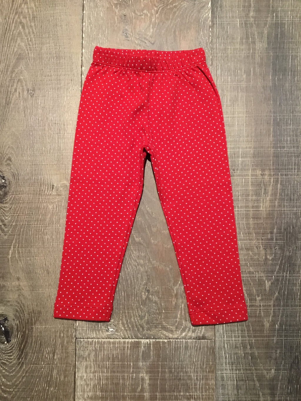 Toddler Dotted Leggings by Luigi