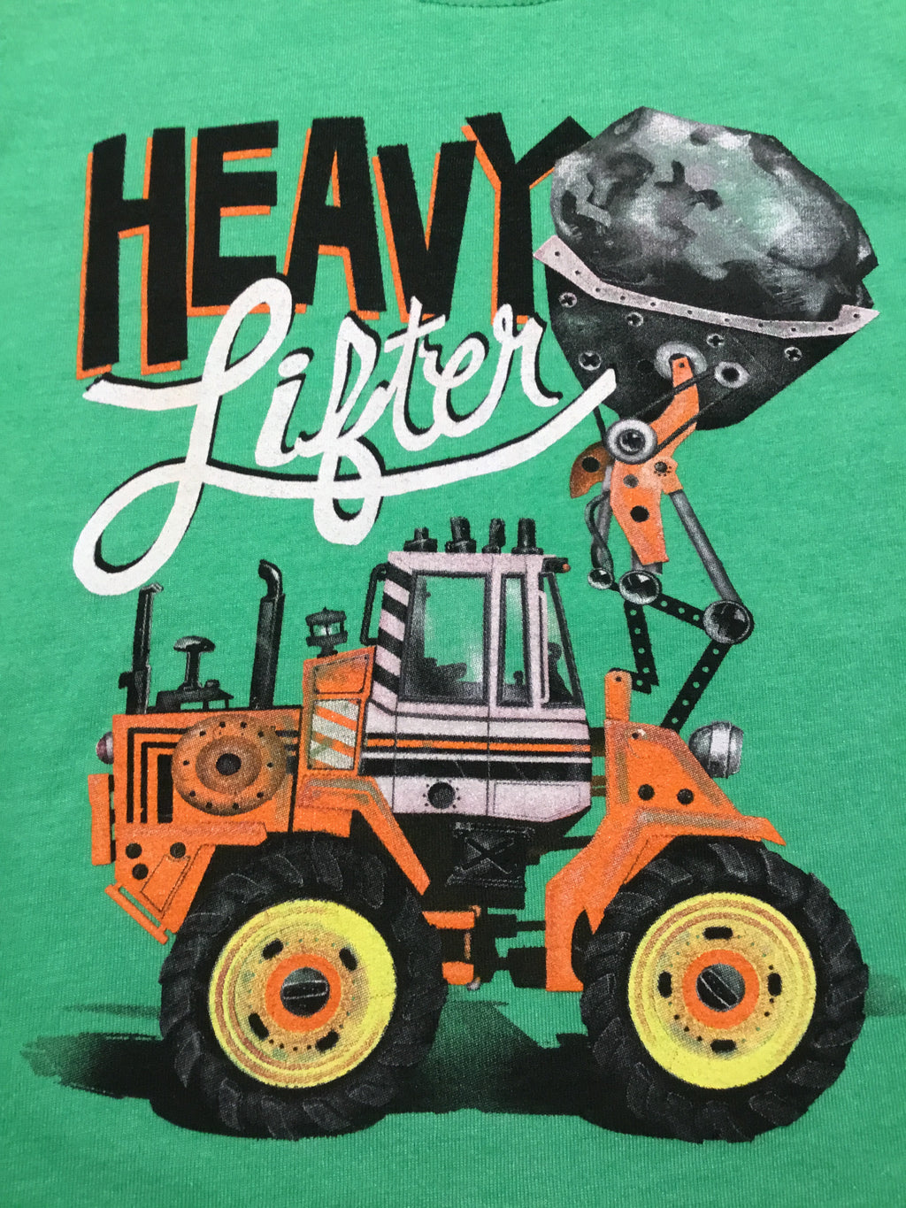 Heavy Lifter Tee