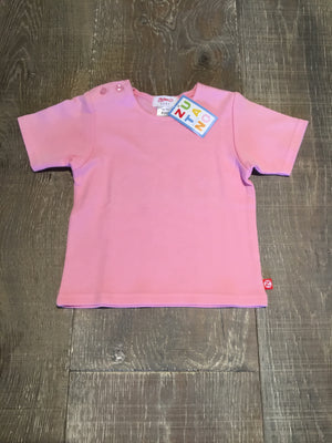 Infant Pastel Solid Short Sleeve Shirt by Zutano