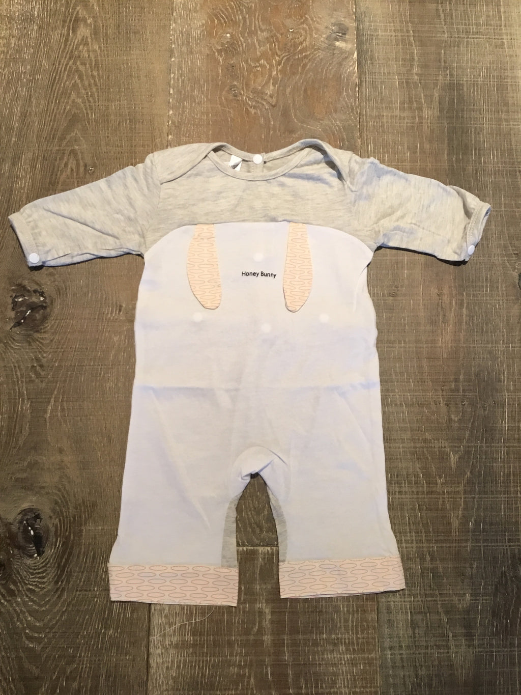 Honey Bunny Organic Cotton Coverall