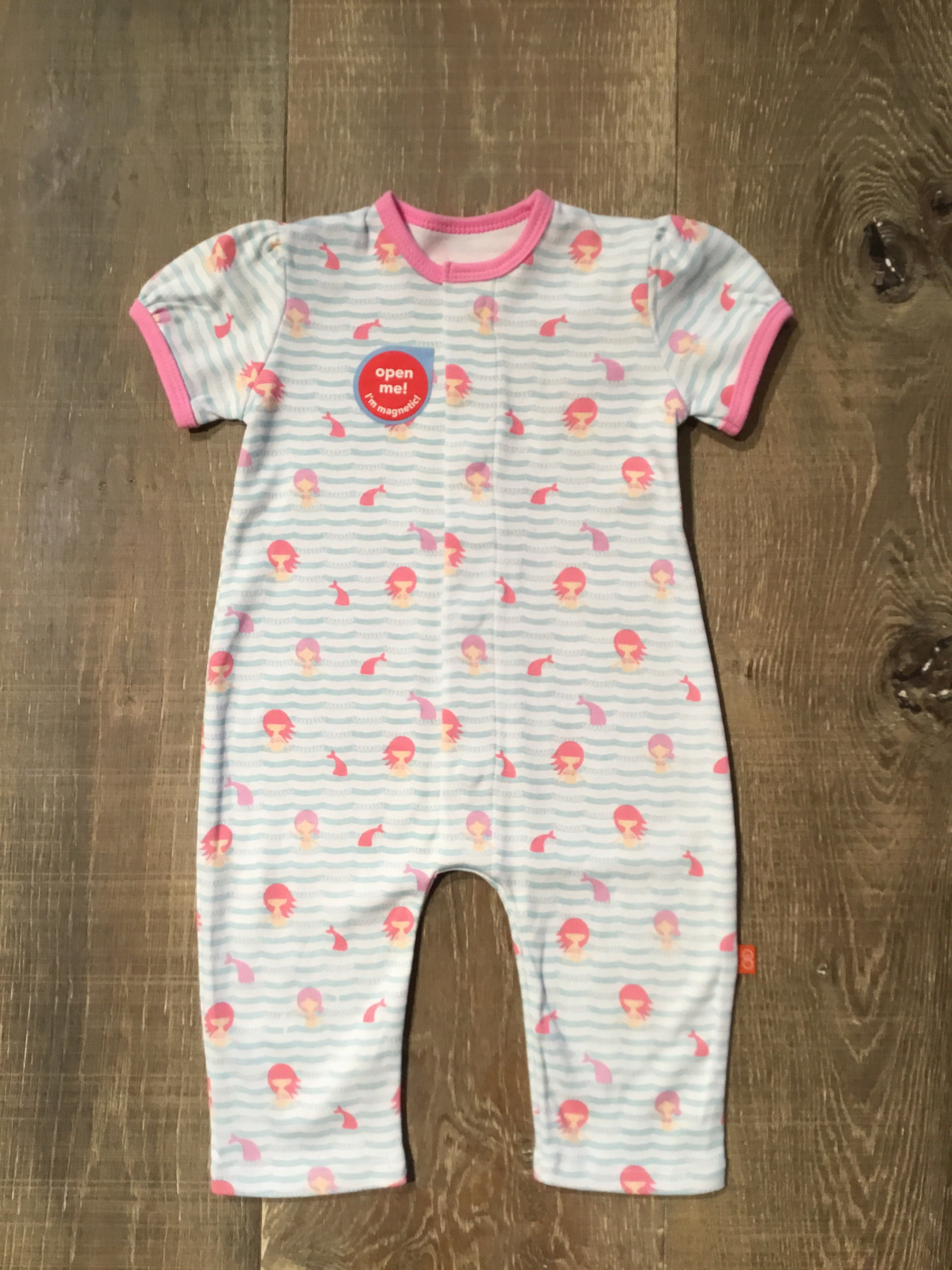 Siren Says Magnetic Union Suit – Bright Beginnings Boutique