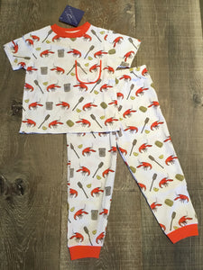 Crawfish Boil Pajamas