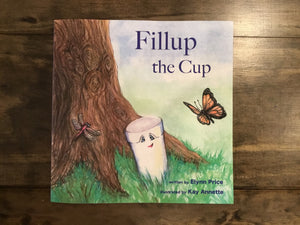 """Fillup the Cup"" Childrens Book"
