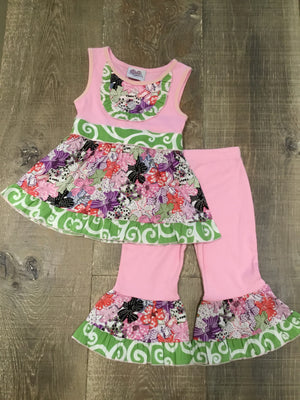 Lila Sundress with Capris