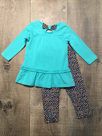 Elephant Tunic & Leggings Set
