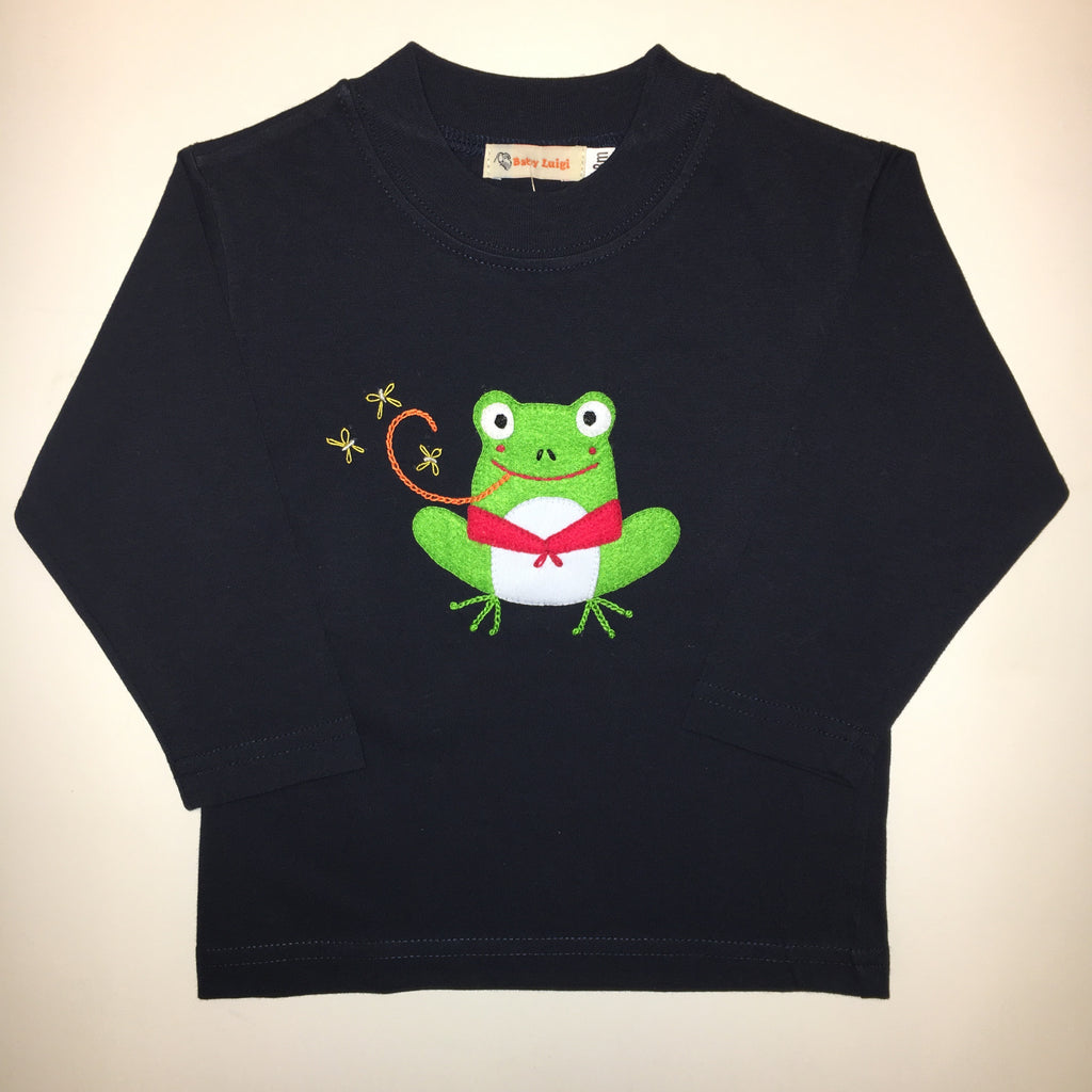 Luigi Frog Long Sleeved T-shirt