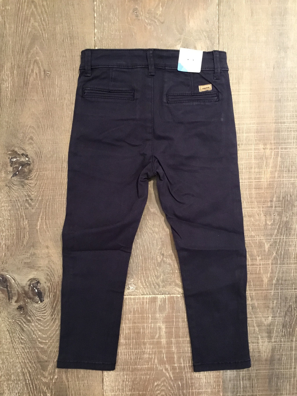 Chino Slim Twill Trousers