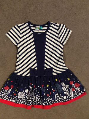 Noruk Garden Variety SS Dress