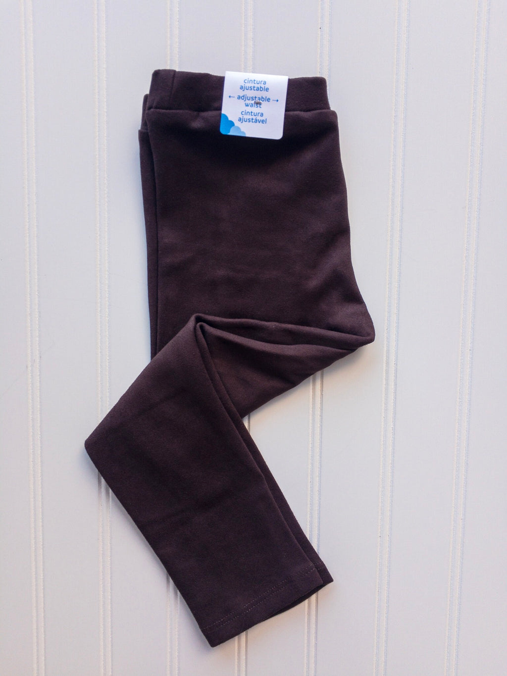 Mocha Microfiber Leggings