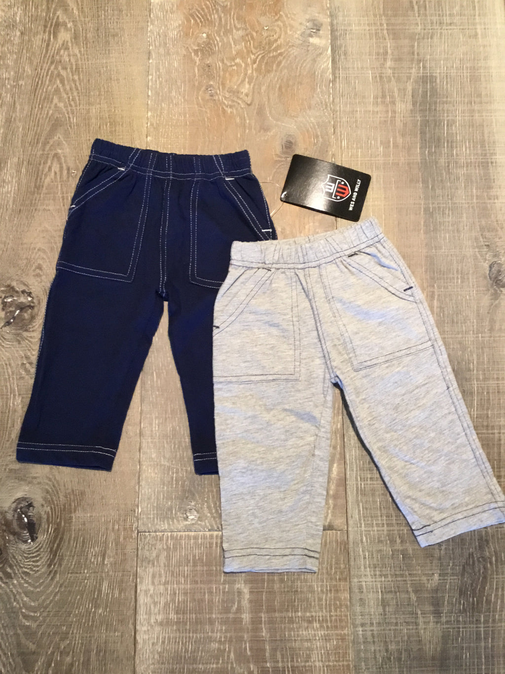 Jersey Pocket Pants