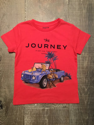 The Journey Graphic Tee