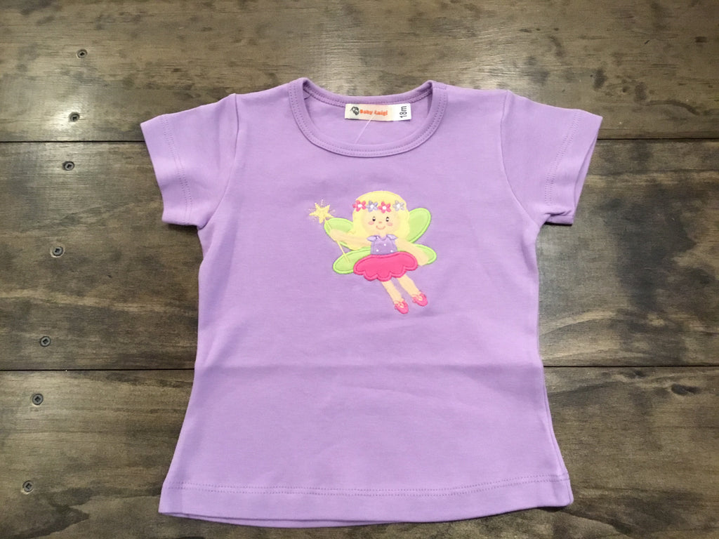 Fairy T-Shirt by Luigi Kids