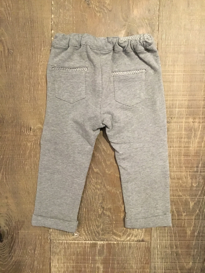 Infant Grey Fleece Trousers