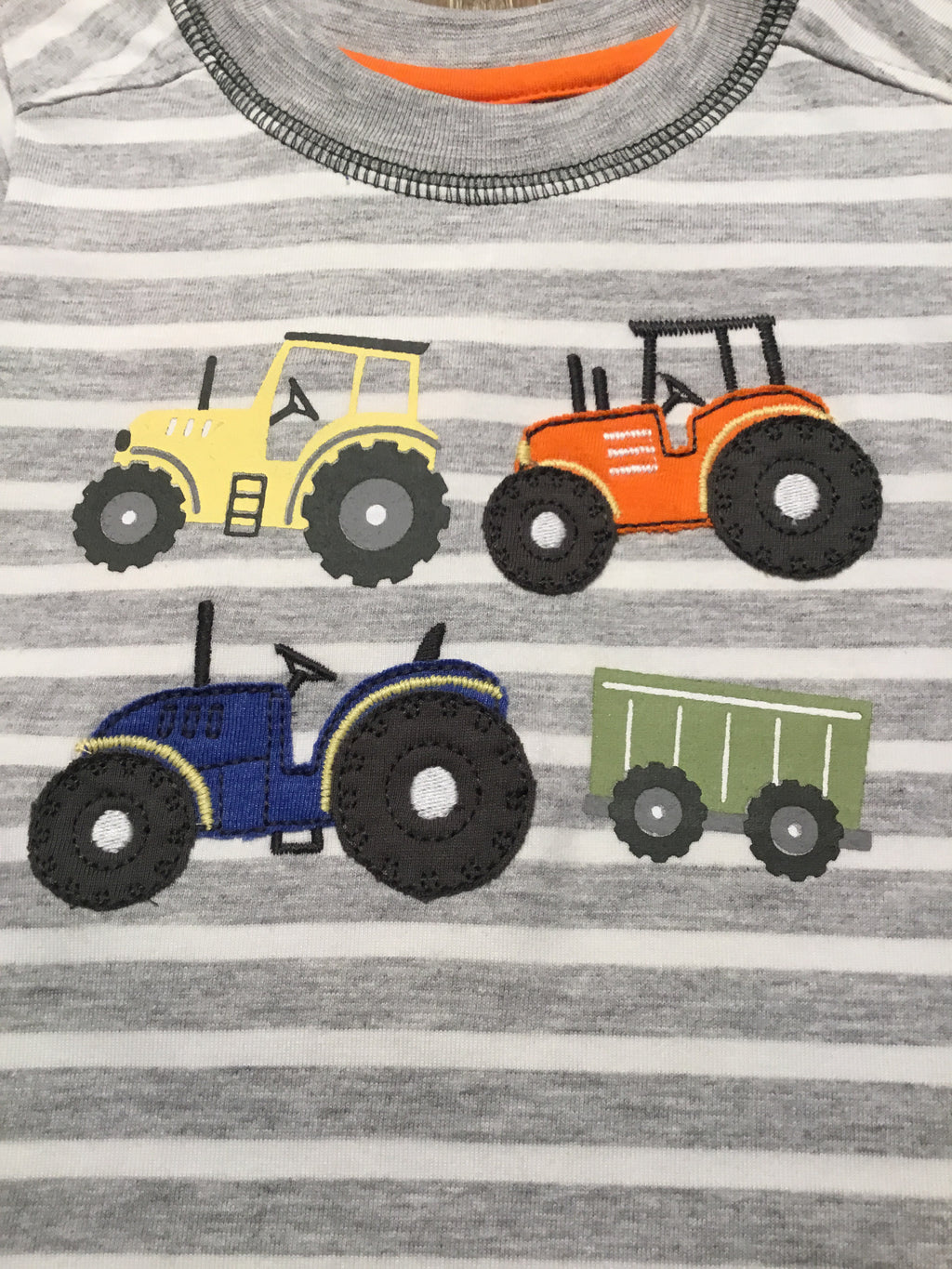 Tractor Shirt & Shorts Set