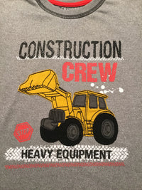 Construction Crew Short Sleeve Shirt