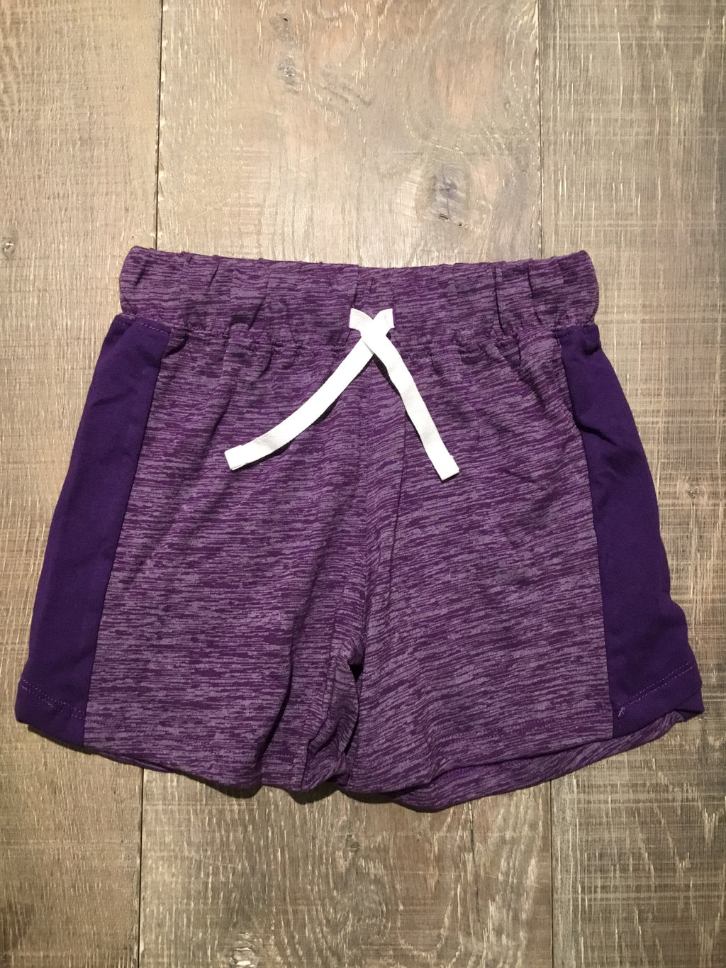 Purple Heather Shorts