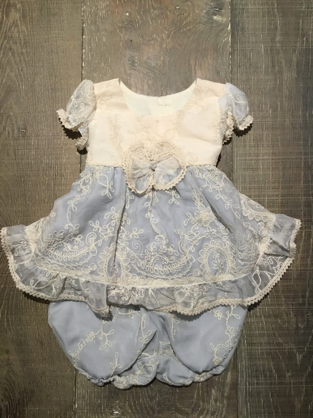 Antoinette Dress & Bloomers